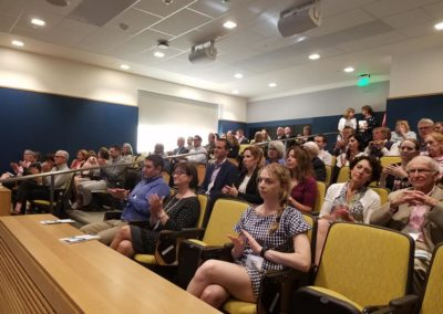 Annual Meeting 2019 audience
