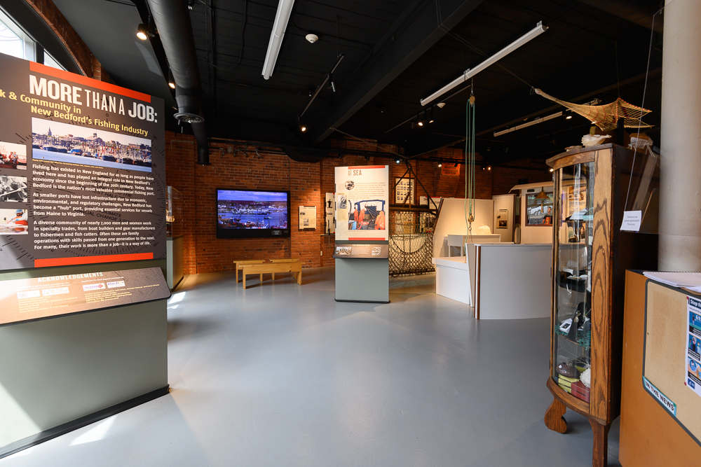 COVID Response: The New Bedford Fishing Heritage Center