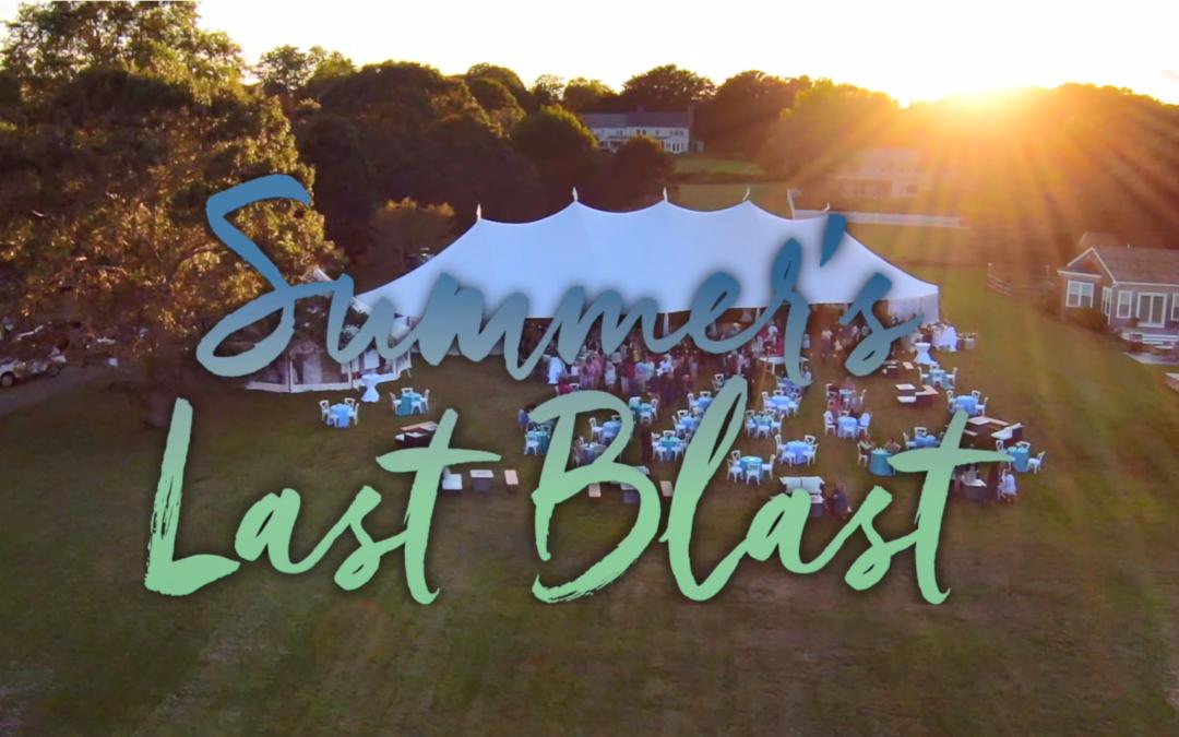 2021 Summer's Last Blast – What a night!